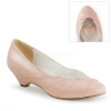 LULU-05 Baby Pink Faux Leather